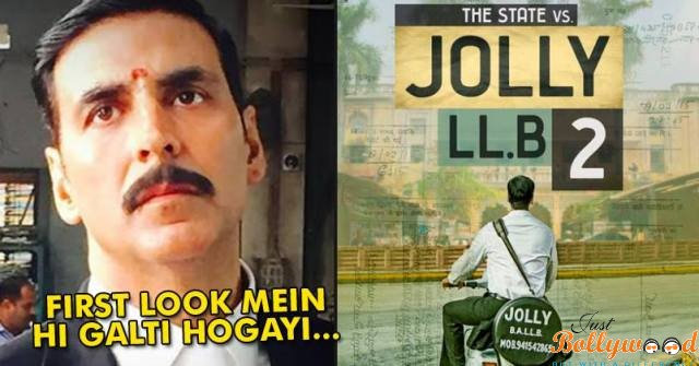Jolly LLB 2 movie mistakes