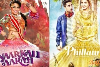 Phillauri & Anarkali of Aarah 1st Day Box Office Collection