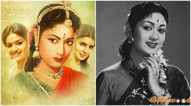 Savitri biopic first look