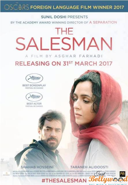 The Salesman On 31st March