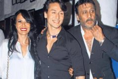 Tiger Shroff's parents planned a coolest Birthday son for their son