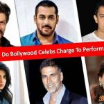Top Bollywood Celebs Charges For Performing Live at Lavish Parties