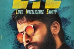 Catch the first look poster of actor Nithin 'Lie'