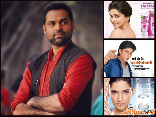 Photo of OMG: Actor Abhay Deol roasts SRK & co for fairness cream ads