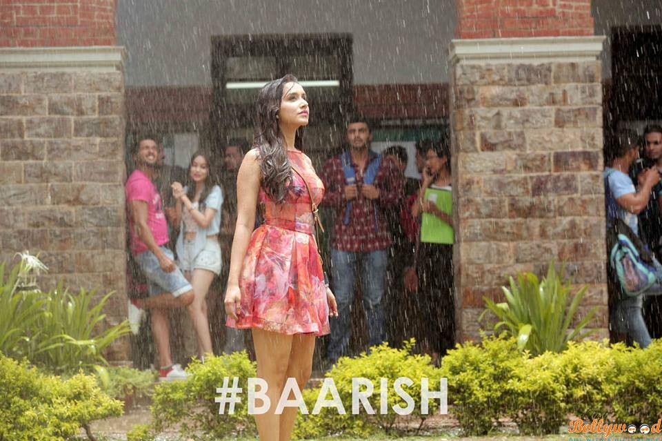 Half Girlfriend baarish song