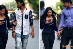 This Girl Went And Held Hands Of Random Men In Public. Guess How They Reacted