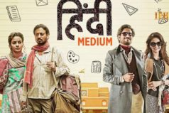 Hindi Medium is currently the 6th Highest Grossing Film of 2017.
