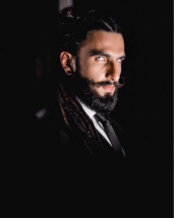 "Ranveer Singh will blow your mind with his new ""Devil"" look"