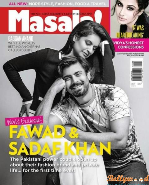Watch out for Fawad Khan and wife Sadaf Khan's chemistry in new pics 3