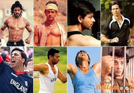 bollywood movies on sport