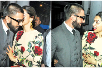 Deepika Padukone and Ranveer Singh are reportedly living together and the reason will melt your heart!