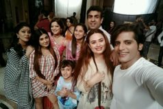 Shalini Kapoor surprised her husband on the sets of Naagin2