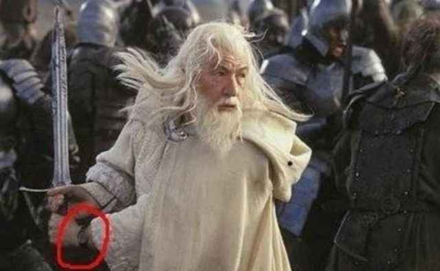 The Lord of the Rings – A wrist watch