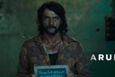 Catch Daddy trailer featuring Arjun Rampal in the as gangster-politician avatar