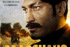 Catch Vidyut Jammwal poster from Baadshaho with a retro look