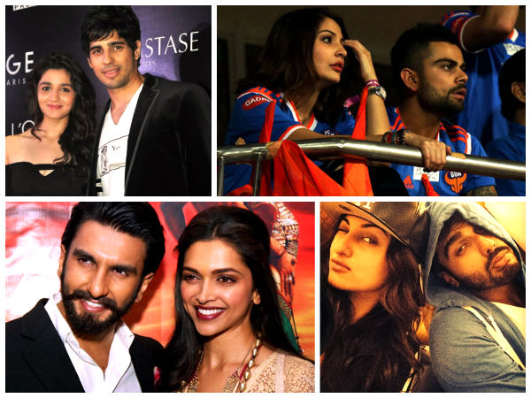 Photo of 5 Bollywood Celebrities who posed their Relationship in the media For Publicity that proved fake