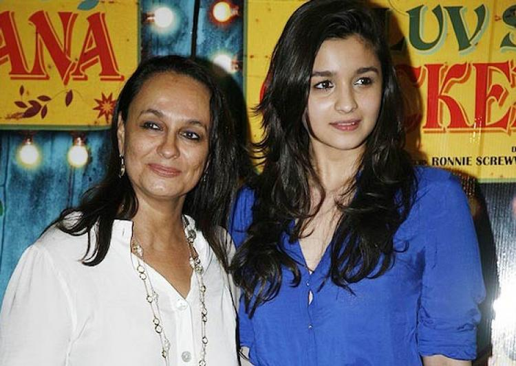 Photo of Soni Razdan's film – No Fathers In Kashmir gets her daughter Alia Bhatt as a host for its special screening