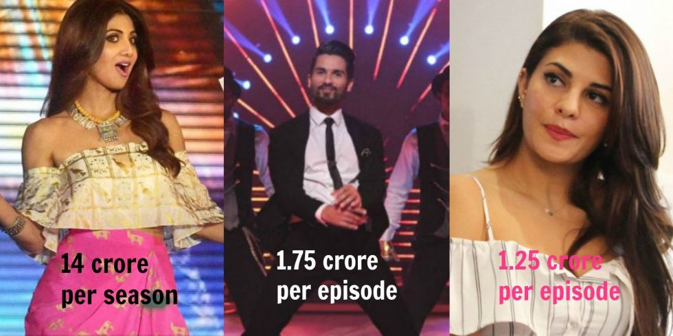 Celeb Earning From Reality Show