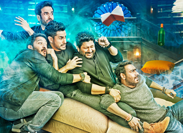 Photo of 'Golmaal Again' to have outdoor promotional campaign in India worth whopping Rs. 5 crores!