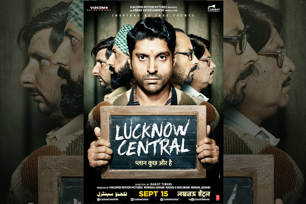 Photo of Lucknow Central Movie Review