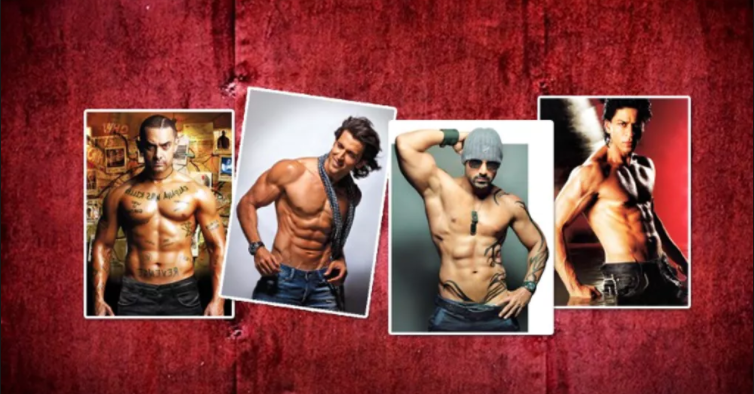 5 Bollywood actors who went shirtless on their film posters