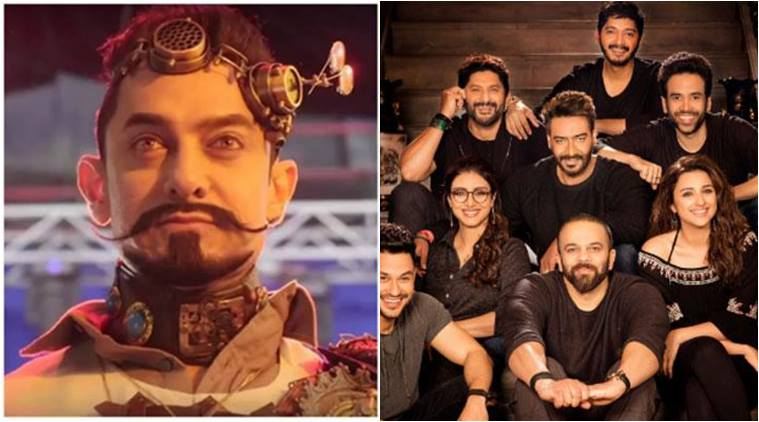 Photo of Reasons to skip watching 'Golmaal Again' and 'Secret Superstar'