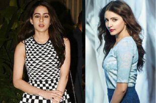 Sara Ali Khan to feature in Anushka Sharma