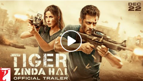Photo of Catch the Tiger Zinda Hai Trailer featuring Salman in high octave action mode