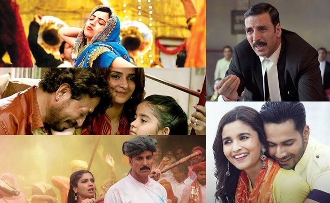 5 Biggest Hits of Bollywood of 2017