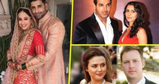 5 Bollywood celebrities who surprised all with their hush-hush weddings