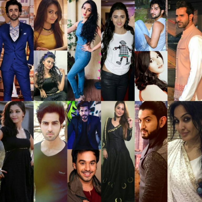 Telly celebs gears up for Christmas celebrations