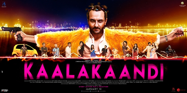 Photo of Watch Kaalakaandi Trailer featuring Saif Ali Khan in a Quirky & Gritty Avatar