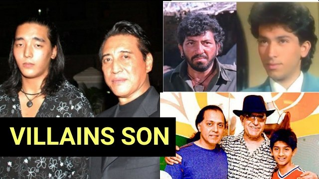 Photo of 5 Sons of Deadly Villains of Bollywood