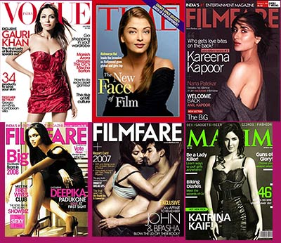 Photo of The hottest covergirl in Bollywood, whom you will vote for?