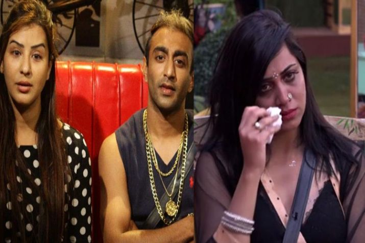 Aarshi Fights With Shilpa & Aakash