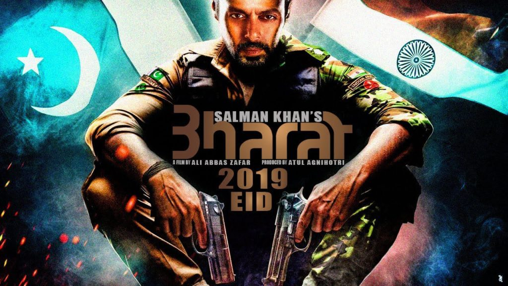 Salman Khan Bharat Movie Poster