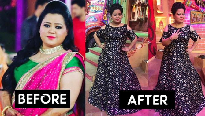 Bharti Singh Fat To Fit