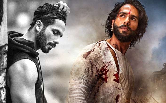 Finally Shahid Pours his Heart for his film Padmavati