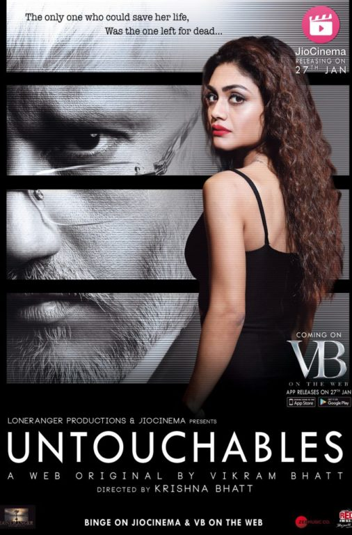 Photo of Catch Krishna Bhatt's 'Untouchables' trailer starring Vikram Bhatt