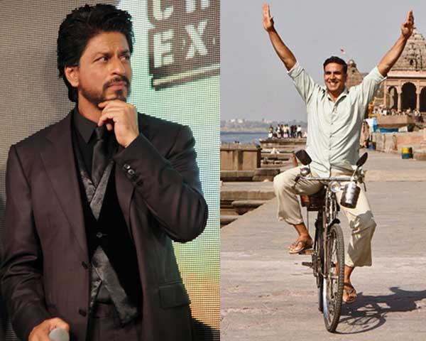 What Lesson SRK can get from Akshay Kumar ?