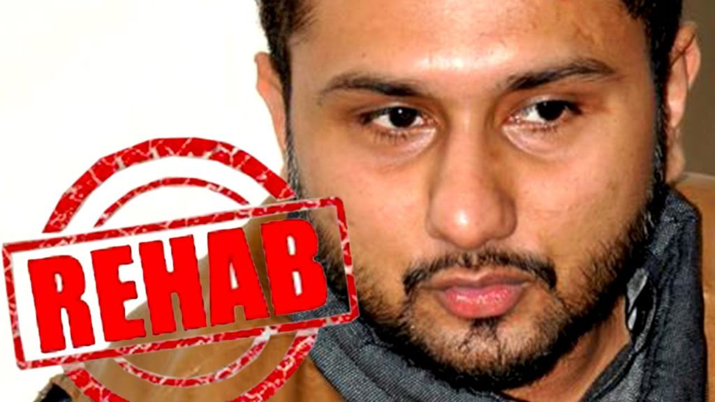 Yo-Yo Honey Singh Rehab