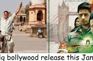 The big bollywood release this January 2018