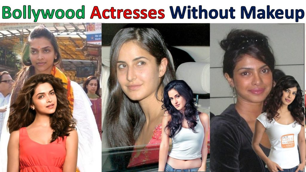 Actrors Without makeup
