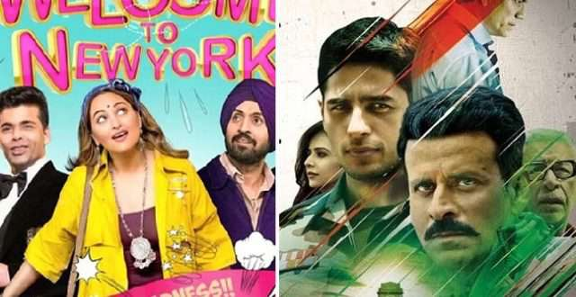 Aiyaary and Welcome To New York