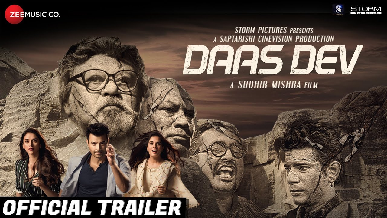 Photo of Catch Daas Dev Trailer featuring A Lusty & Political Twist in the life of Devdas