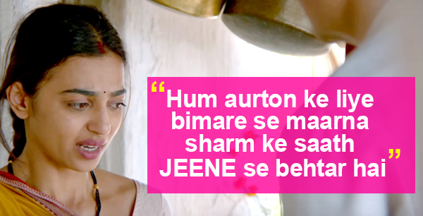 Dialogues from PadMan