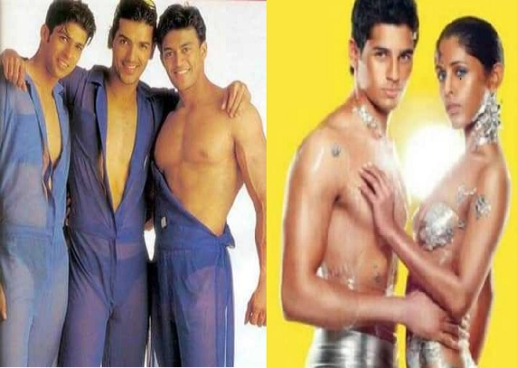 Photo of 5 Bollywood Actors who worked as models during their struggling days