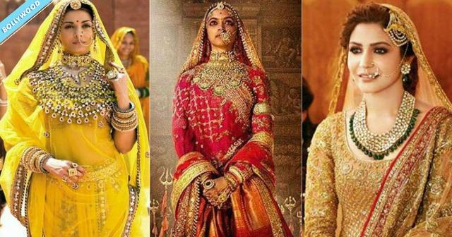 Photo of Bollywood Actresses wearing 30-35 Kgs costumes