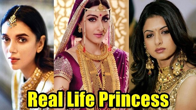 Photo of 5 Bollywood Divas Who Are From Royal Families & lead life like real princess