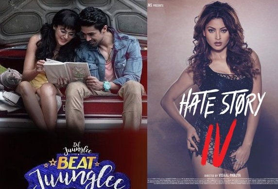 Hate Story 4 and Dil Juunglee